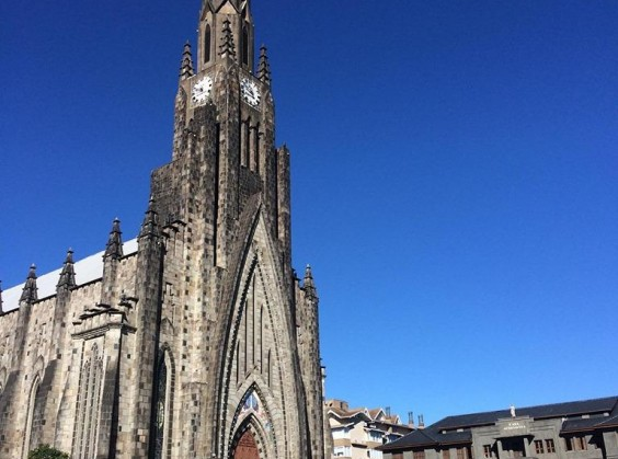Catedral de Pedra - Foto 16 de 1