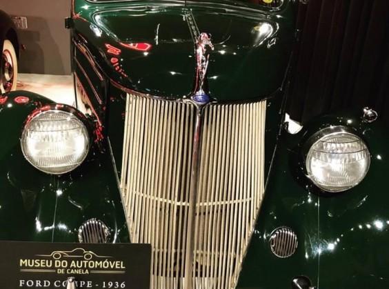 Museu do Automóvel  - Foto 4 de 1