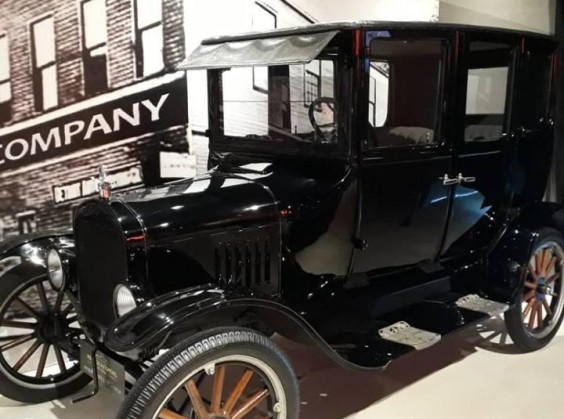Museu do Automóvel  - Foto 7 de 1