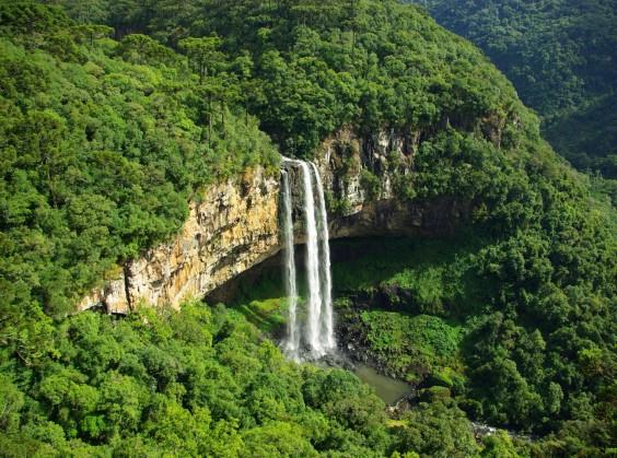 Parque Estadual do Caracol - Foto 1 de 1
