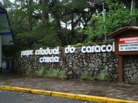 Parque Estadual do Caracol - Foto 3 de 1
