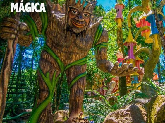 Parque Terra Mágica Florybal - Foto 1 de 1