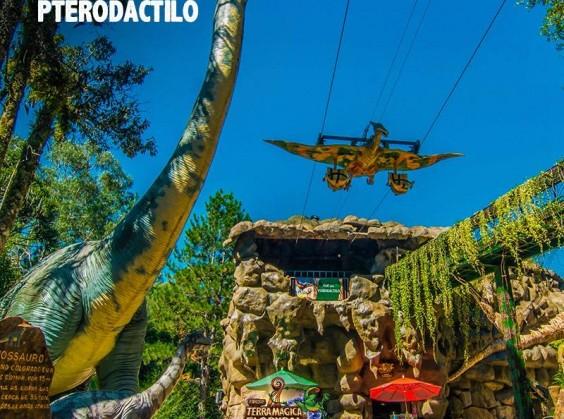 Parque Terra Mágica Florybal - Foto 2 de 1