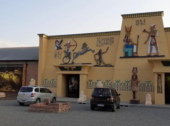 Museu Egípcio - Foto 2 de 1