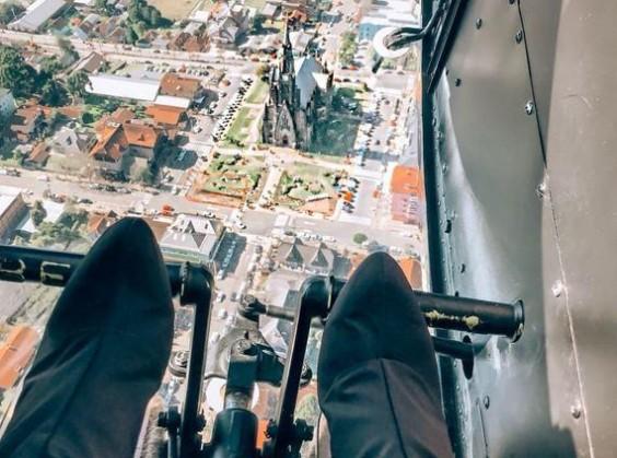 Passeio de Helicóptero (Tri Táxi Aéreo) - Foto 6 de 1