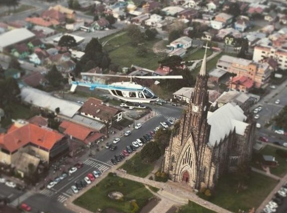 Passeio de Helicóptero (Tri Táxi Aéreo) - Foto 7 de 1