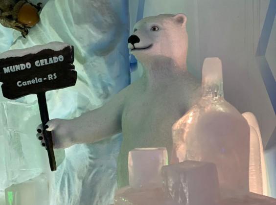 Ice Bar Mundo Gelado - Foto 6 de 1