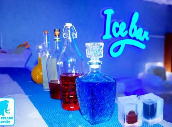 Ice Bar Mundo Gelado - Foto 4 de 1