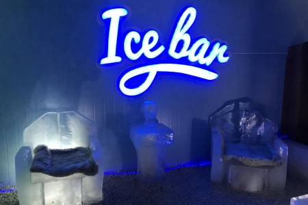 Ice Bar Mundo Gelado
