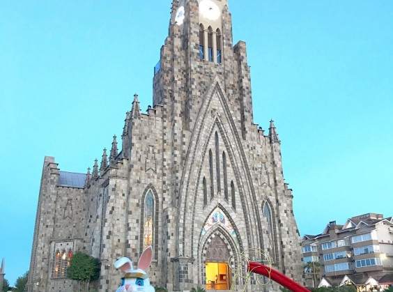Catedral de Pedra - Foto 6 de 1