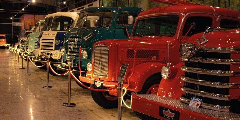 American Old Trucks - Museu do Caminhão!