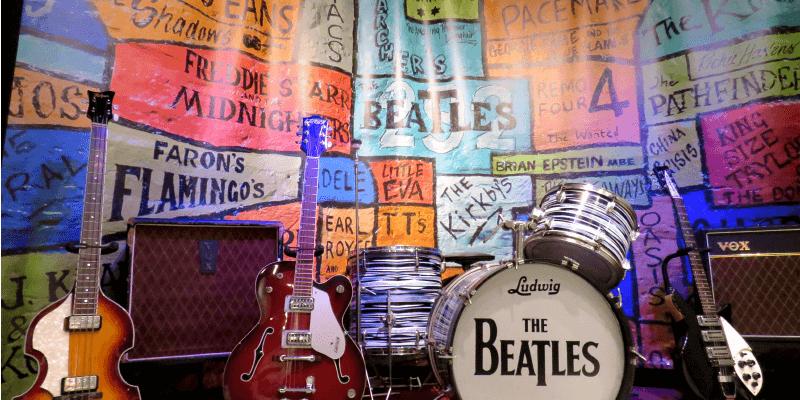 Museu dos Beatles - Inédito no Brasil!