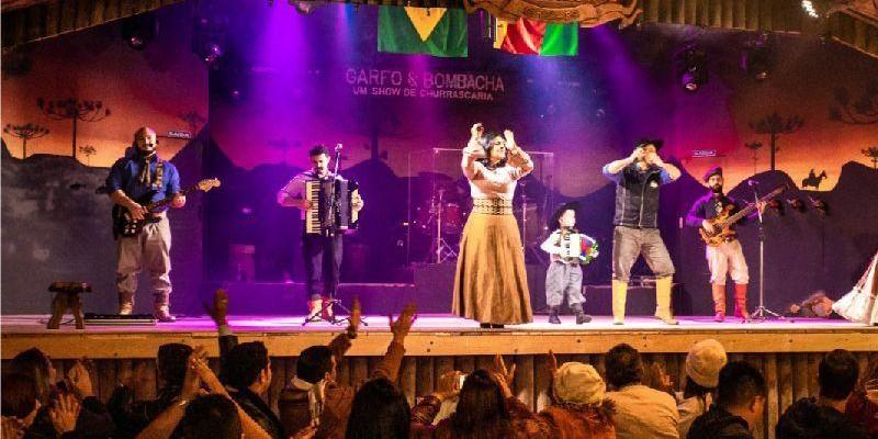 Noite Gaúcha (Jantar + Show)