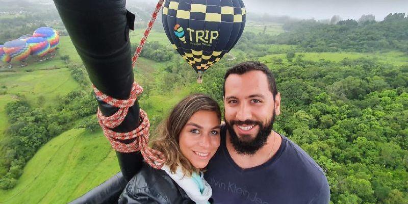 Passeio de Balão em Cambará do Sul