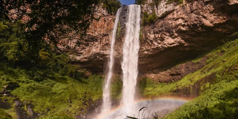 Tour Pé da Cascata Explorer - Cascata do Caracol
